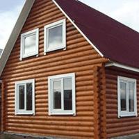 Пластиковые окна в деревянных домах: преимущества и особенности установки окон ПВХ в деревянные дом