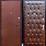 Квартирная дверь «Эконом»