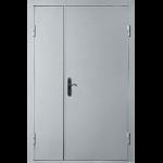 Противопожарная дверь без остекления 125х210 двухстворчатая ДМП-Г-02-ЕI 60