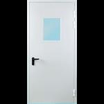 Противопожарная дверь с остеклением ДМП-О-01-ЕI 60 90см х210см