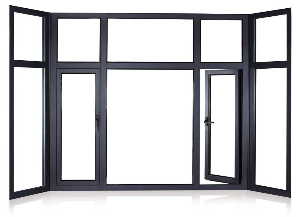 Анодированные окна