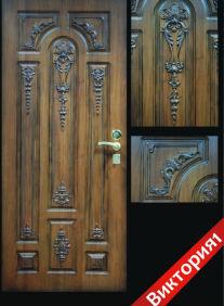 Дверь 3D - модель Виктория-1