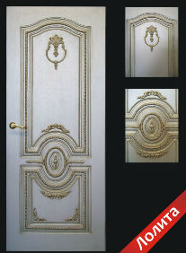 Дверь 3D - модель Лолита